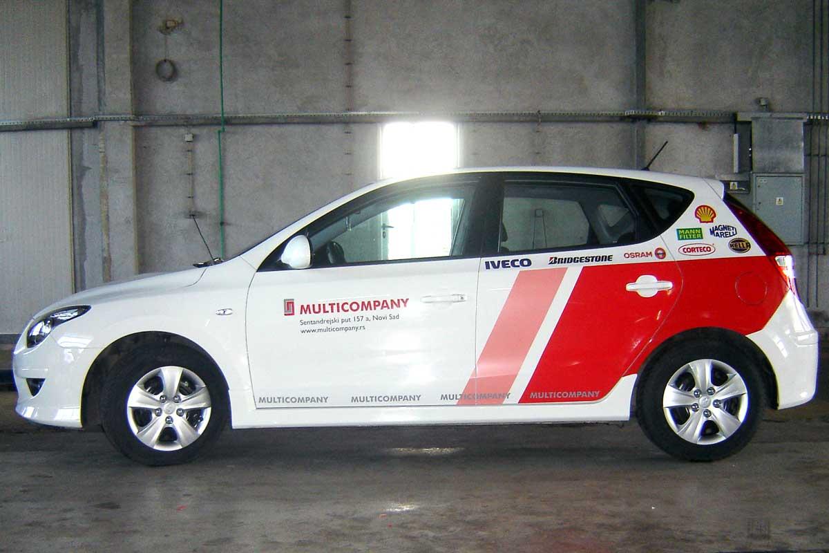 Jelovac cerade - Auto grafika - Klasična vozila 09