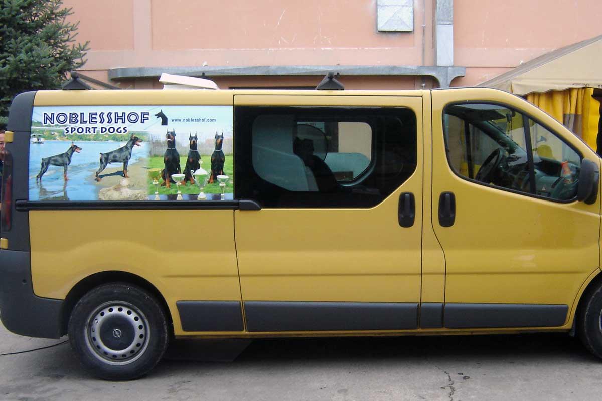 Jelovac cerade - Auto grafika - Kombi vozila 08