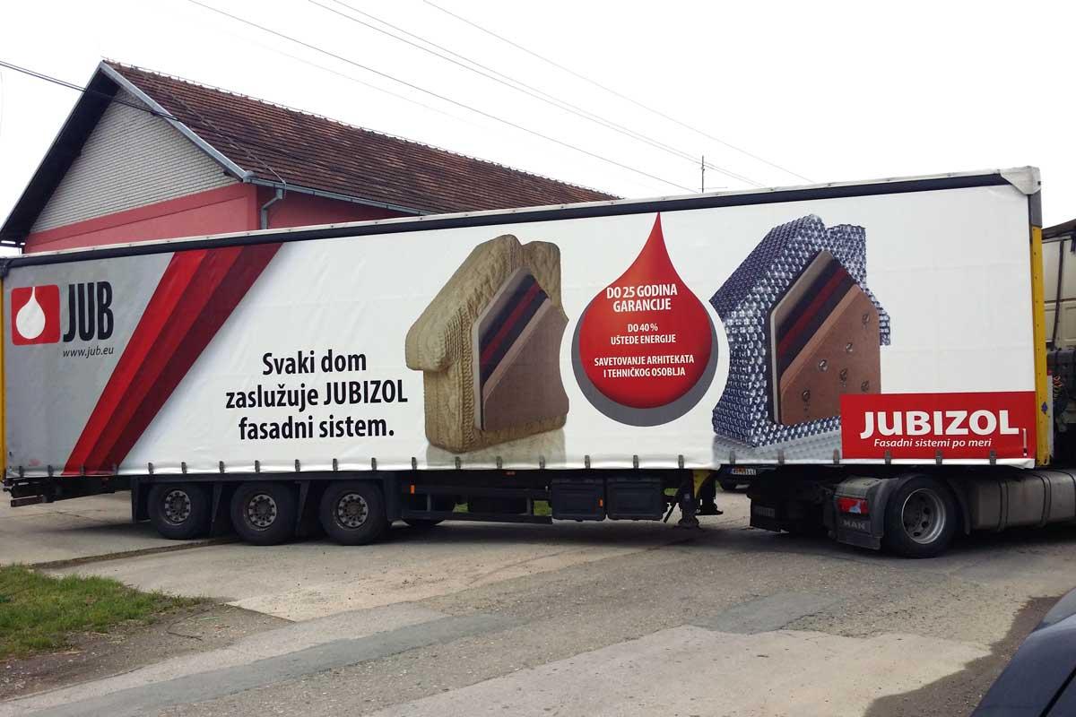 Jelovac cerade - Kamioni - Cerade za vozila bez stranica 10