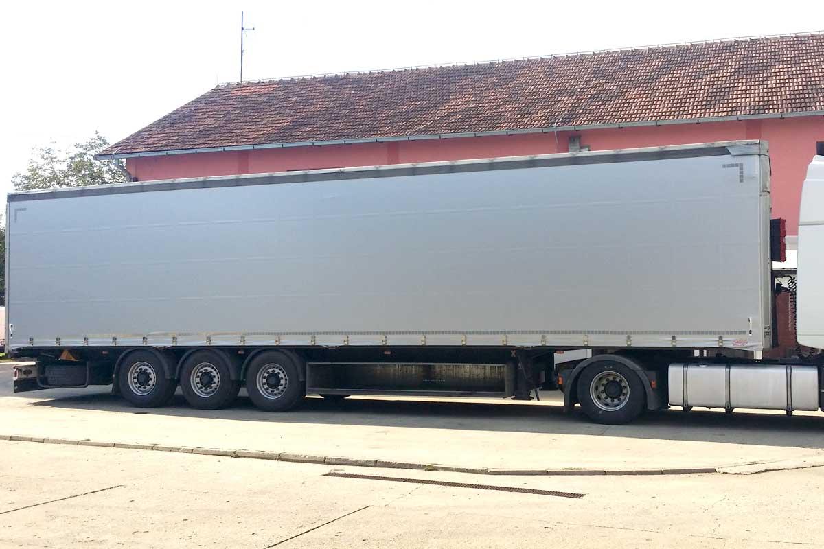 Jelovac cerade - Kamioni - Cerade za vozila bez stranica 13