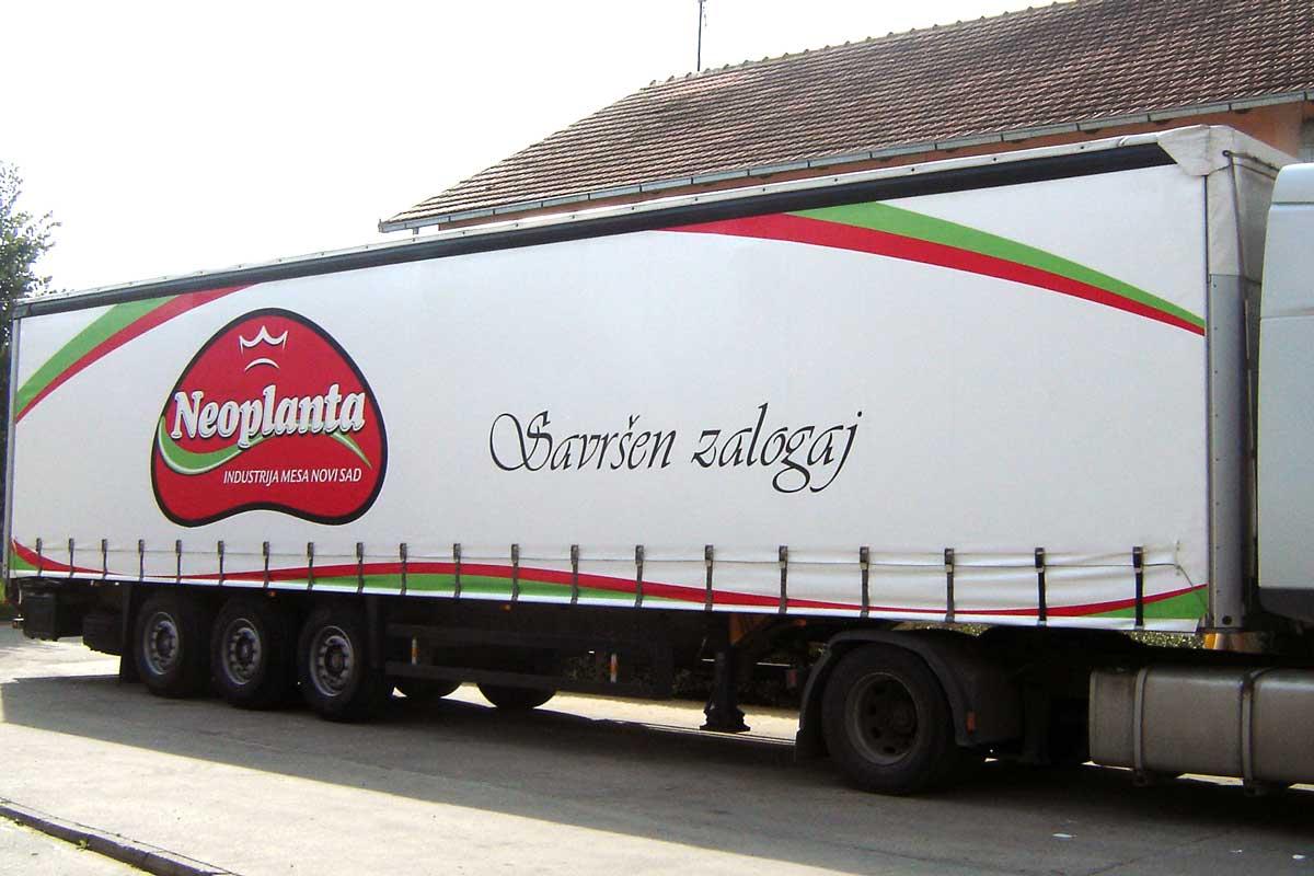 Jelovac cerade - Kamioni - Cerade za vozila bez stranica 17