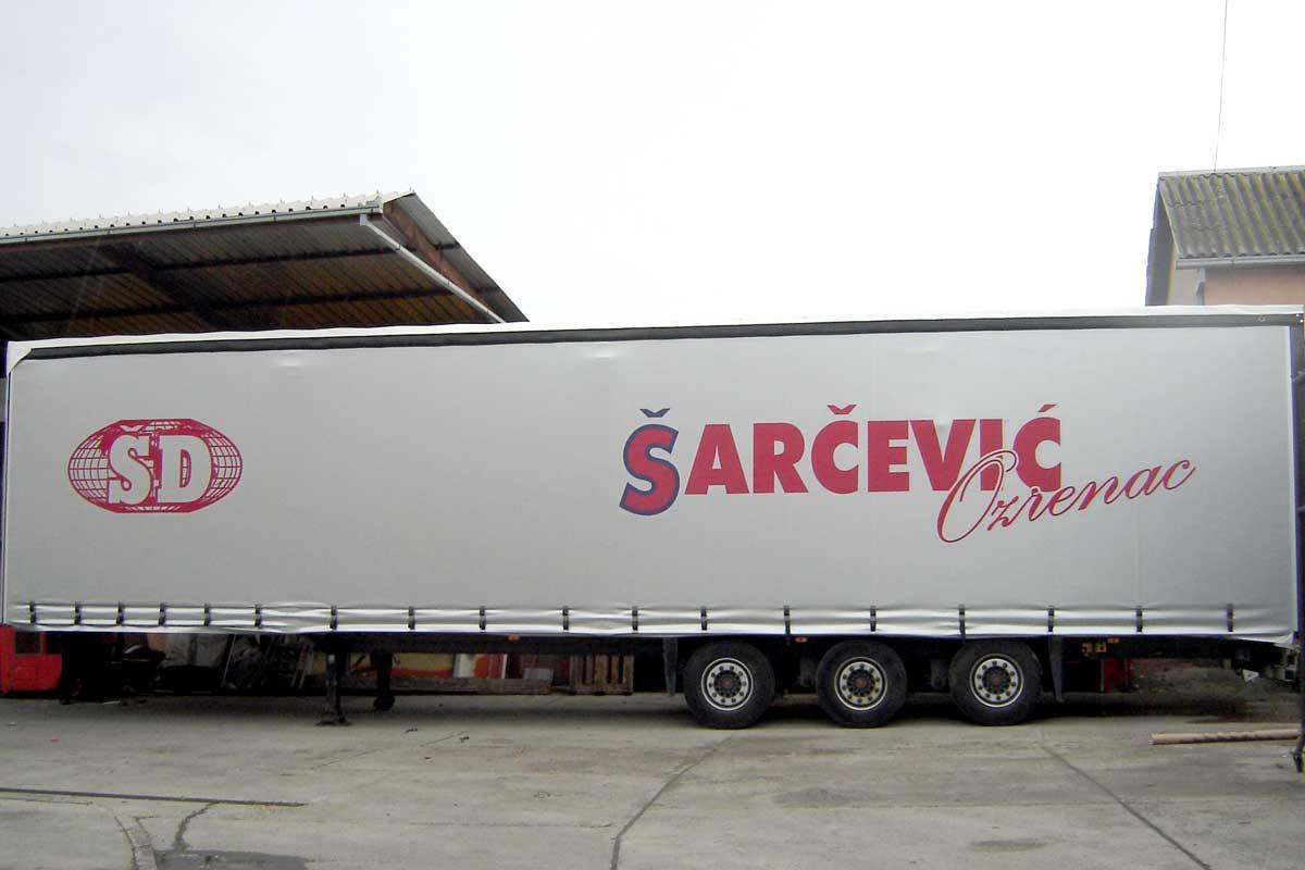 Jelovac cerade - Kamioni - Cerade za vozila bez stranica 19