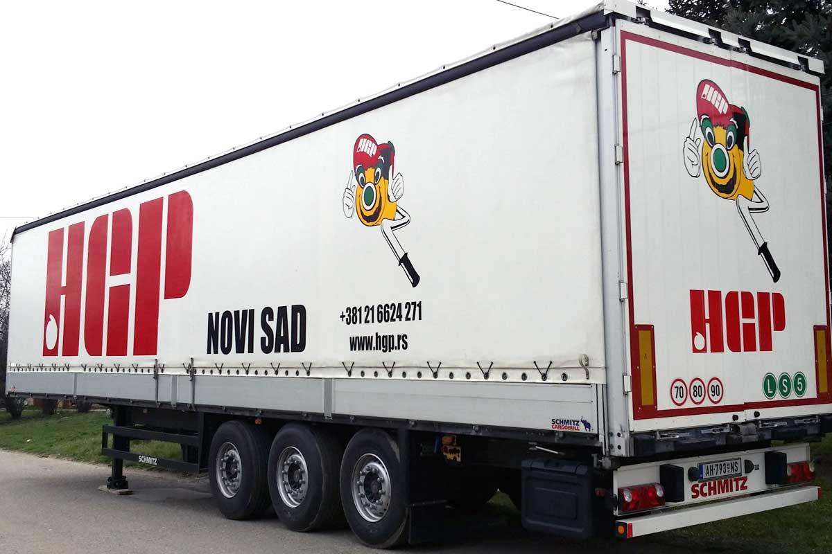 Jelovac cerade - Kamioni - Cerade za vozila sa stranicama 01