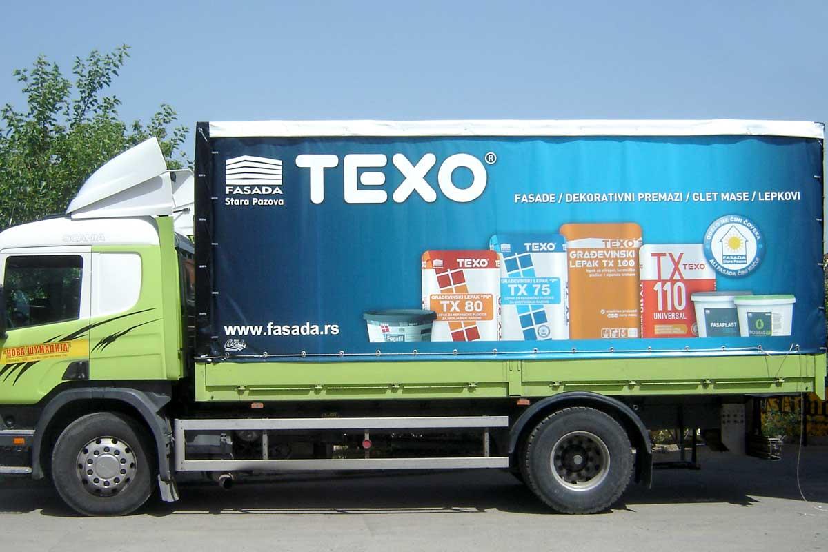 Jelovac cerade - Kamioni - Cerade za vozila sa stranicama 09