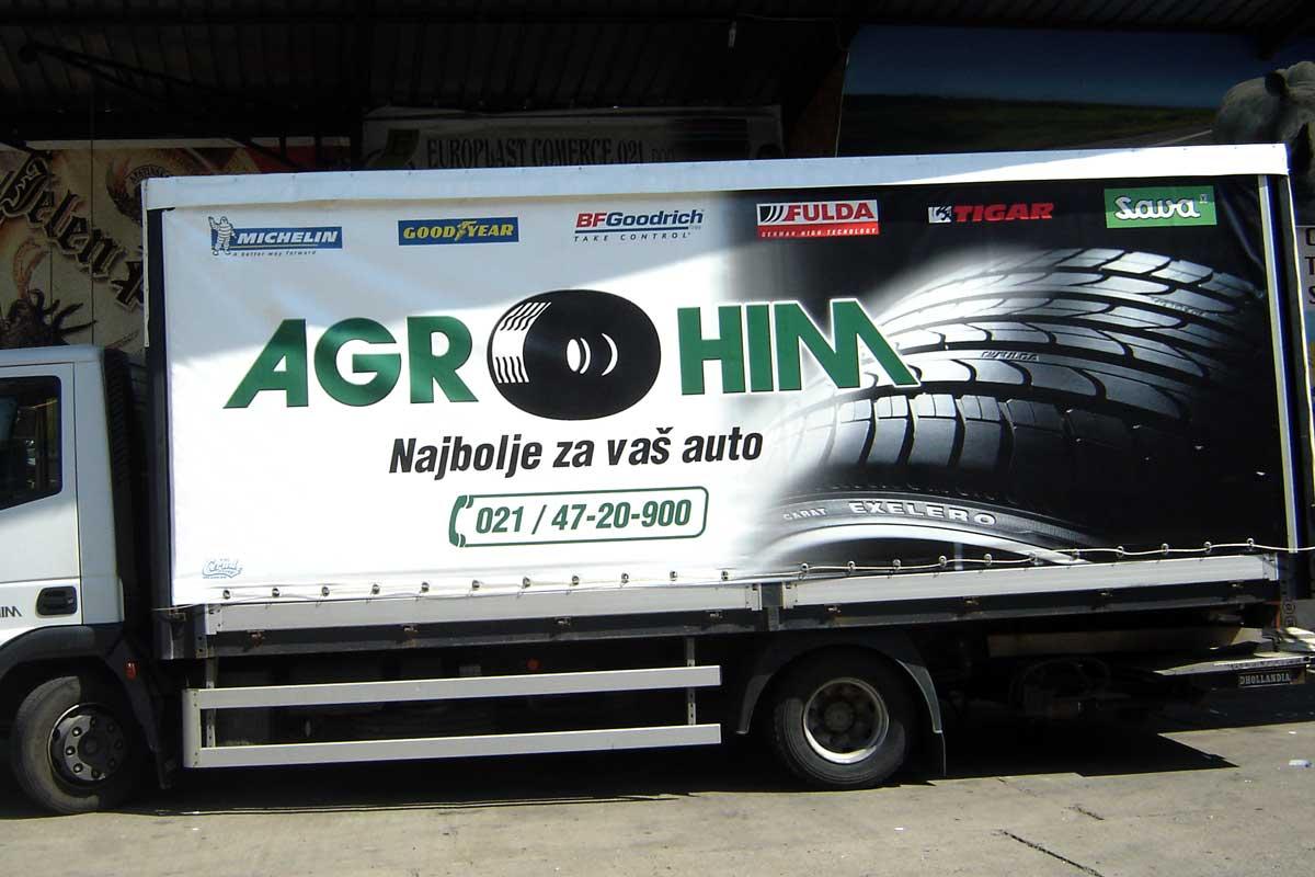 Jelovac cerade - Kamioni - Cerade za vozila sa stranicama 11