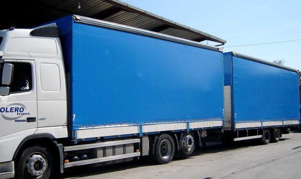 Jelovac cerade - Kamioni - Cerade za vozila sa stranicama 18