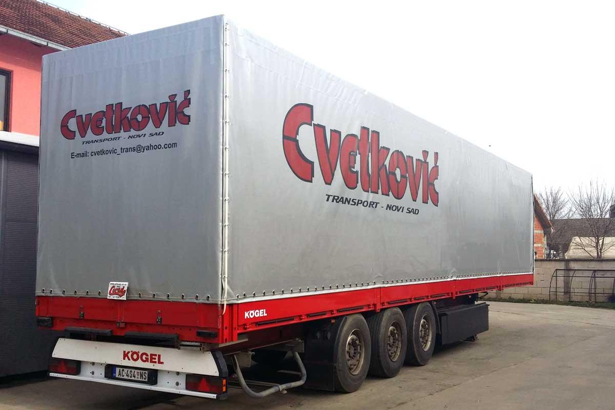 Jelovac cerade - Kamioni - Klasične cerade - Šleperi 03