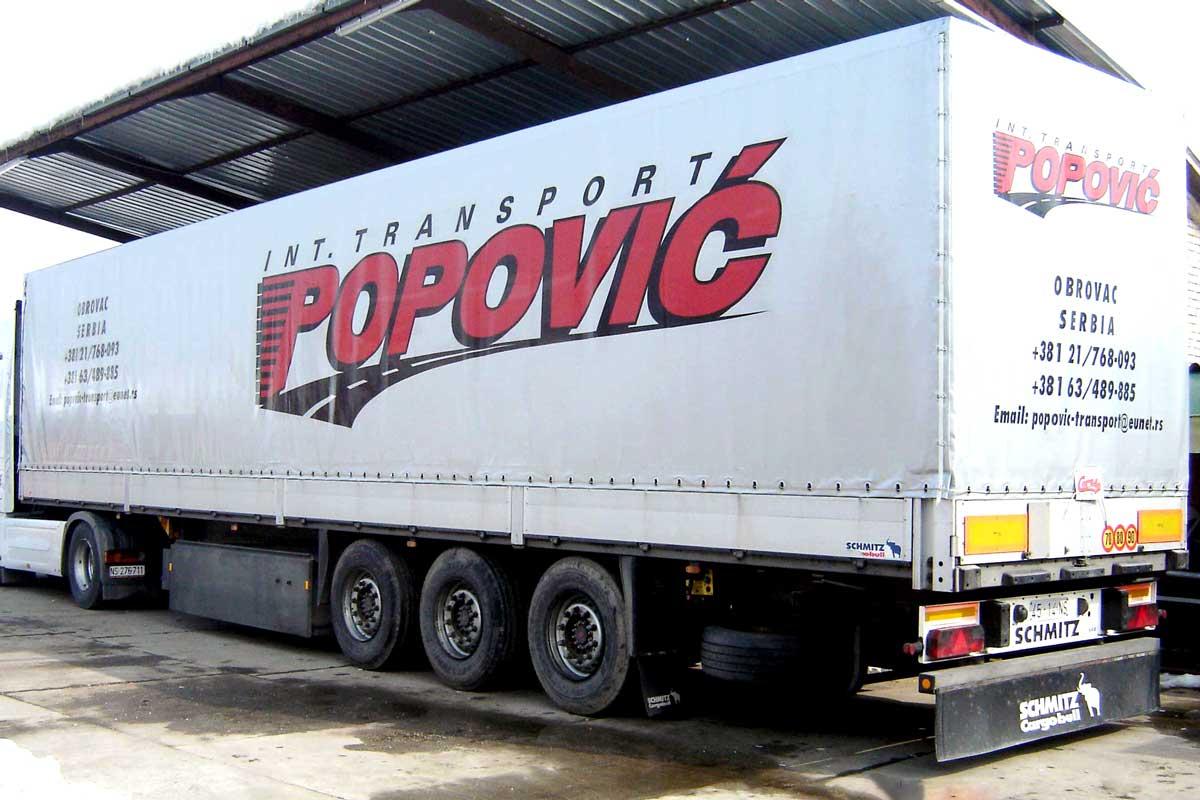 Jelovac cerade - Kamioni - Klasične cerade - Šleperi 08
