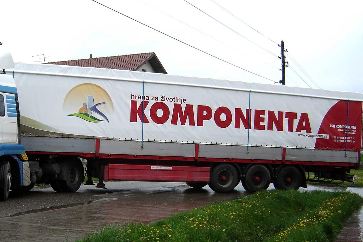 Jelovac cerade - Kamioni - Rinfuz cerade 06