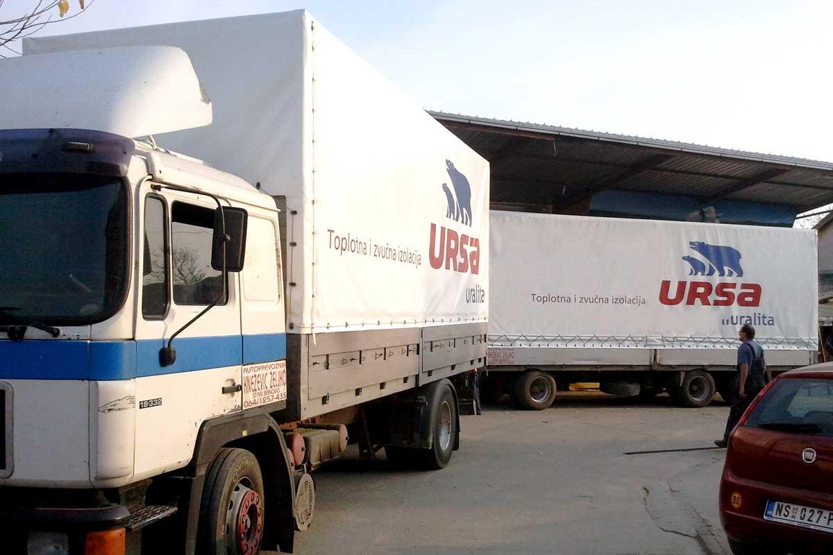 Jelovac cerade - Kamioni sa prikolicama - Klasične cerade 01