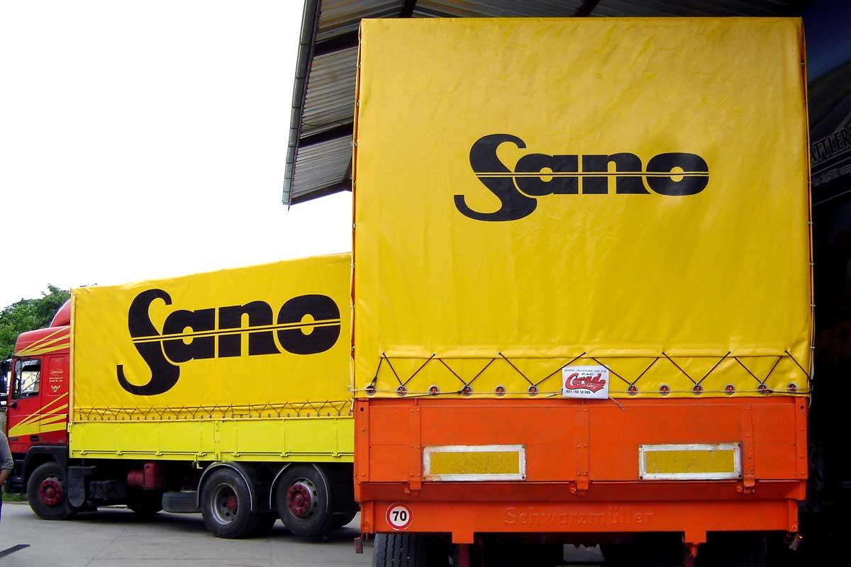 Jelovac cerade - Kamioni sa prikolicama - Klasične cerade 06