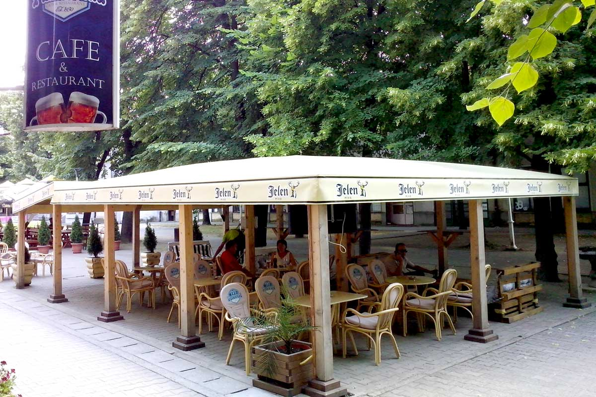 Jelovac cerade - Tende - Tende za bašte 01