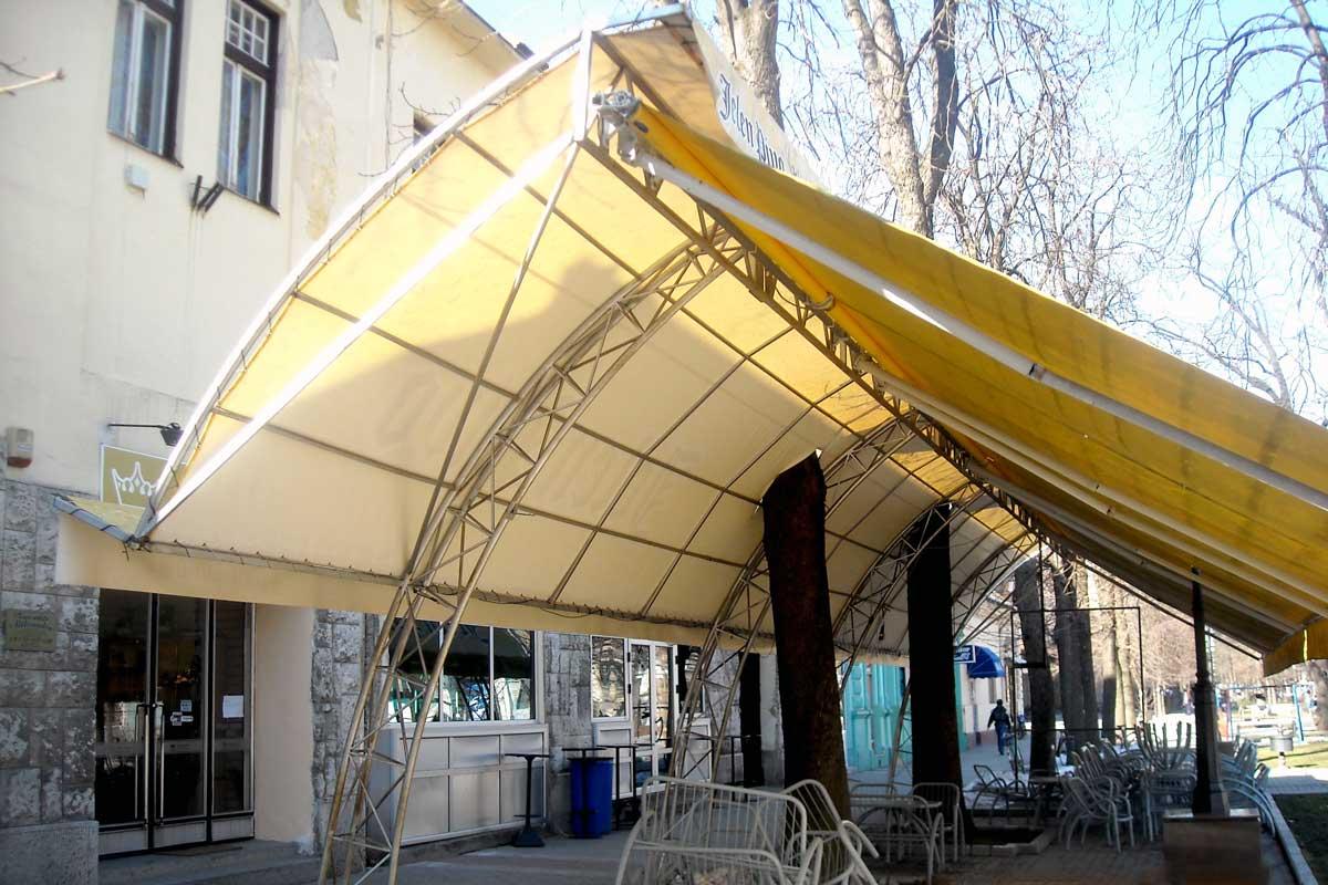 Jelovac cerade - Tende - Tende za bašte 11