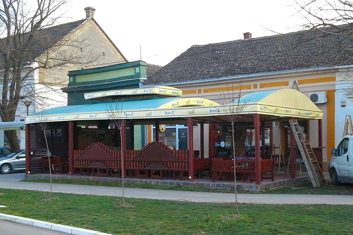 Jelovac cerade - Tende - Tende za bašte 13