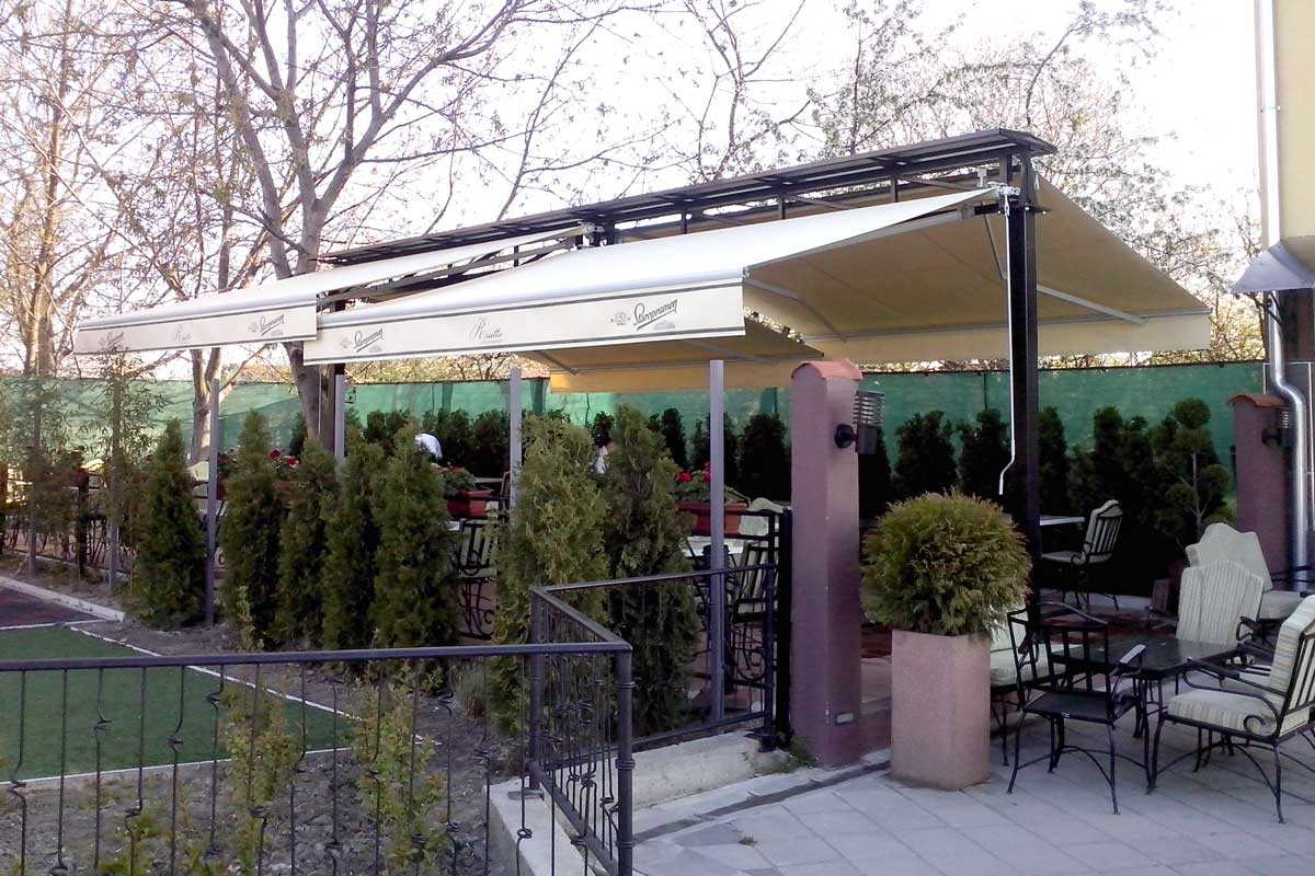 Jelovac cerade - Tende - Tende za bašte 14