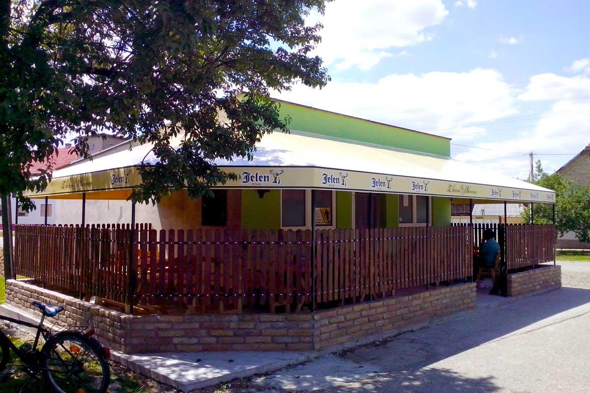 Jelovac cerade - Tende - Tende za bašte 15