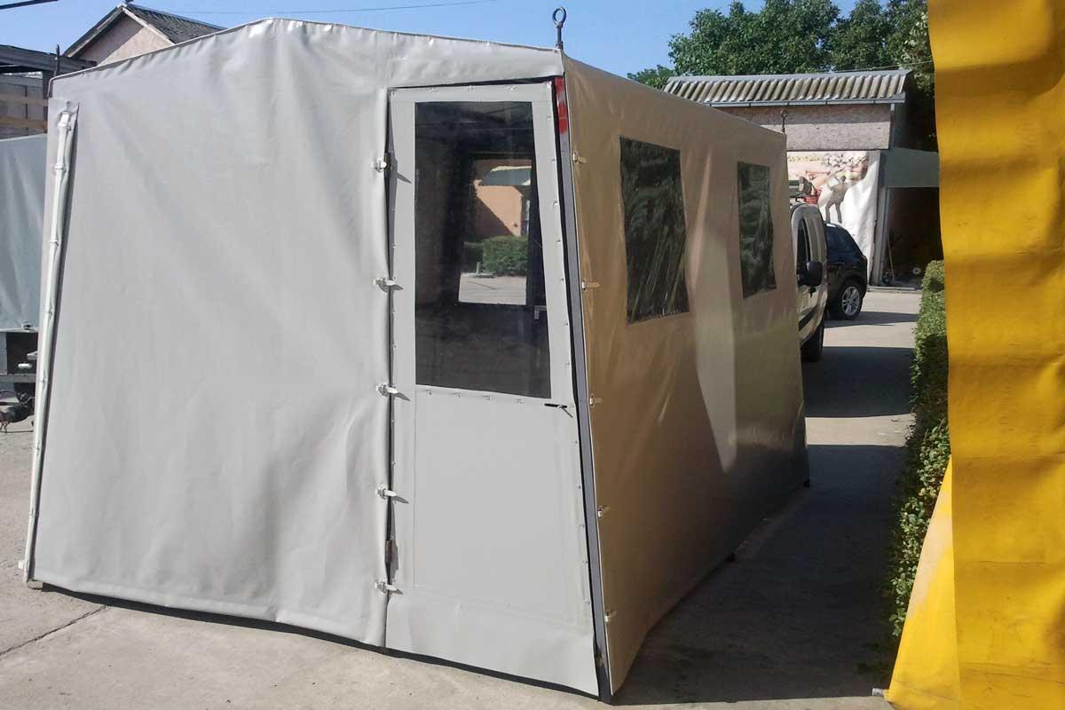 Jelovac cerade - Zatvaranje bašte - Specijalni zahtevi 08