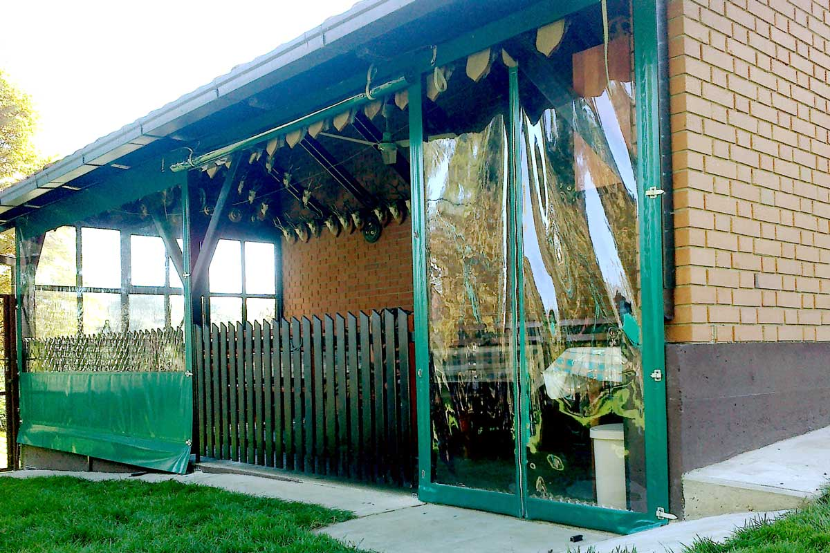 Jelovac cerade - Zatvaranje bašte - Specijalni zahtevi 13