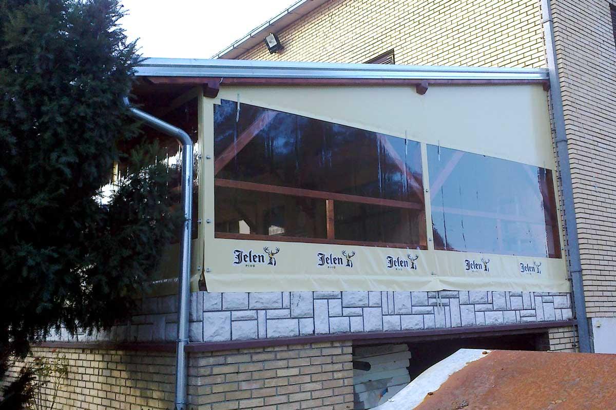 Jelovac cerade - Zatvaranje bašte - Zatvaranje zimsko letnjih bašta 03
